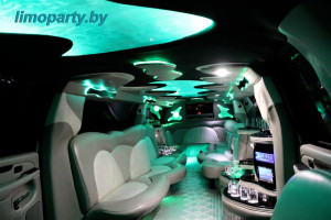 лимузин Cadillac Escalade Super Stretch SUV