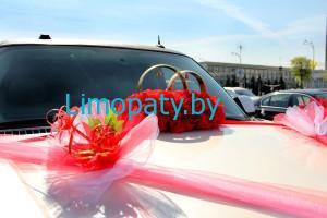 Прокат украшений для свадебных авто