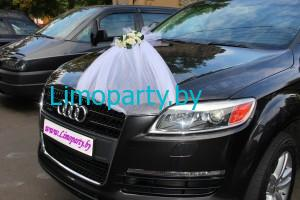 Украшения  для свадебных авто