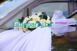 Эксклюзивные украшения для свадебных авто в Гомеле