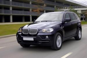 Аренда BMW X5 (E70) на свадьбу