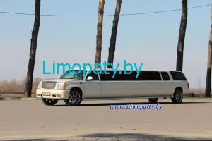 Прокат эксклюзивных лимузинов в Гомеле