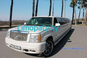 Прокат эксклюзивного джипа лимузина в Гомеле