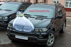 Украшения свадебных машин в Гомеле